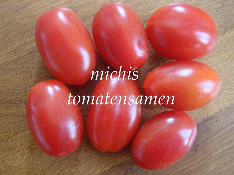 tomaten samen kleine thai.