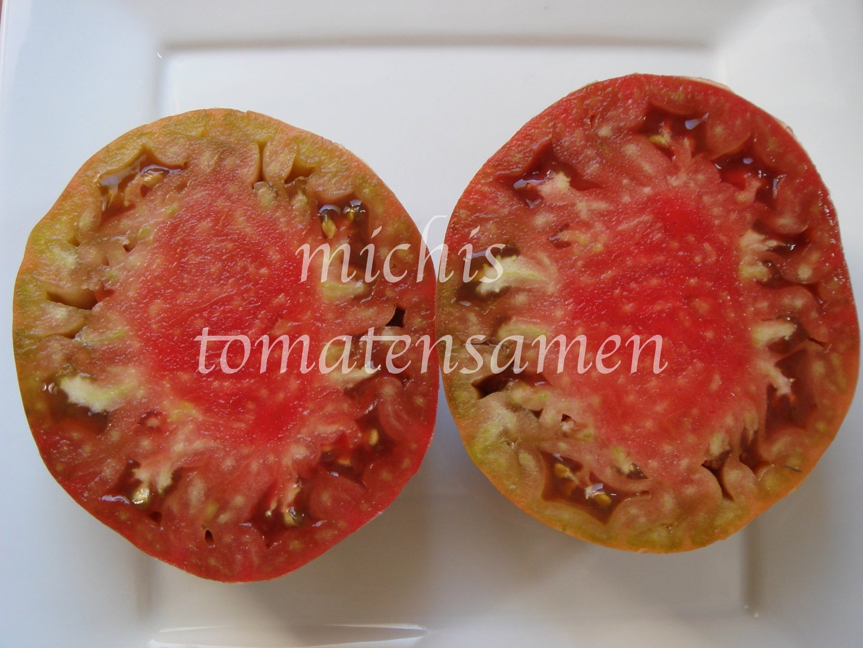 tomate vorlon aus bulgarien schwarze fleischtomate. Black Bedroom Furniture Sets. Home Design Ideas